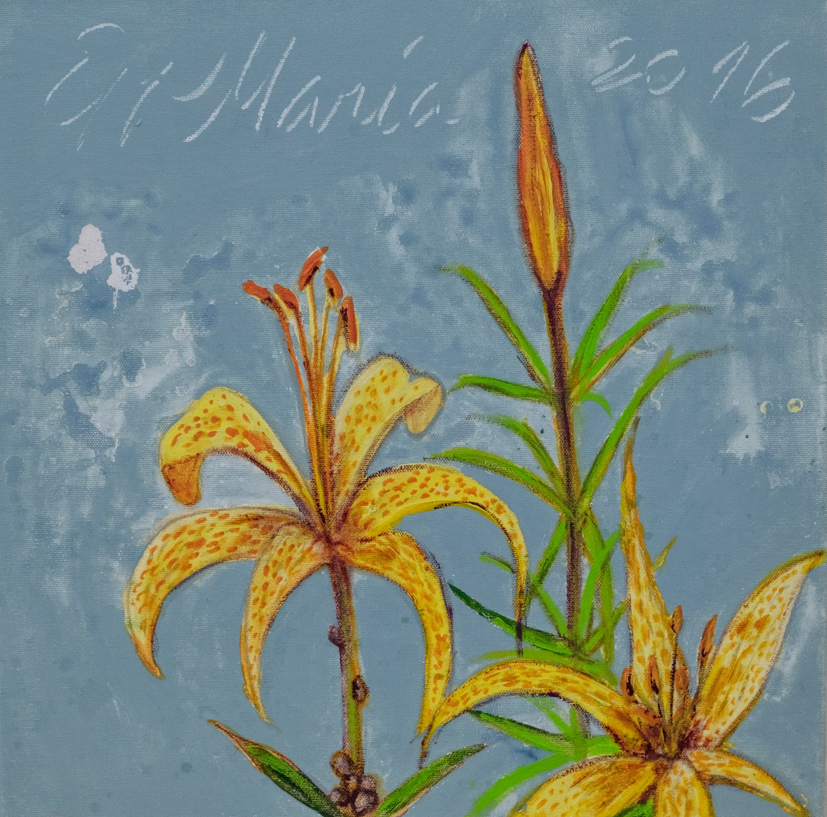 Beautiful Flower Paintings Webshop Epp Maria Kokamgi
