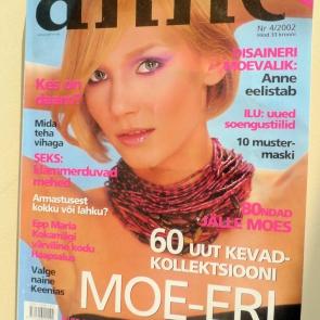 Anne / Aprill 2002