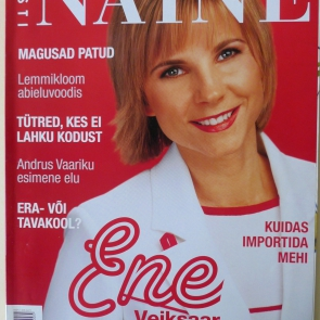Eesti Naine / Aprill 2004