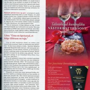 Eesti Naine /  Detsember 2015