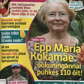 Naisteleht / 19. september 2018