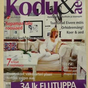 Kodu ja Aed / November 2010