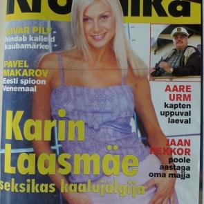 Kroonika / 27. juuni 2000