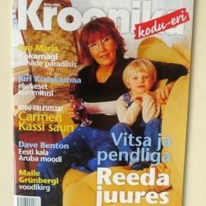 Kroonika kodu-eri / Kevad 2003