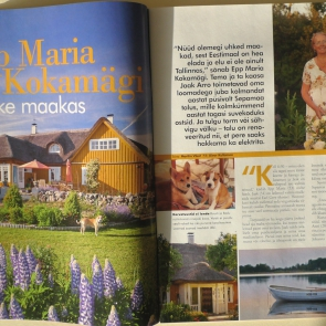 Kroonika Kodu-eri / Kevad 2012