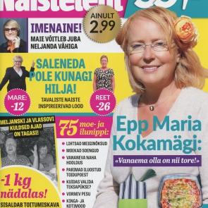 Naisteleht / Aprill 2016
