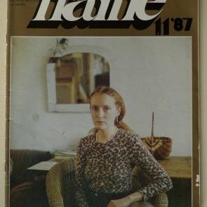 Nõukogude Naine / November 1987
