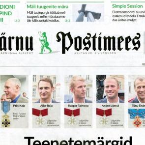 Pärnu Postimees / 10. veebruar 2017