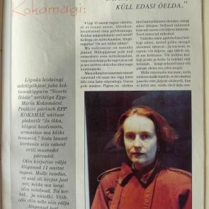 Pere ja Kodu / Jaanuar 1994