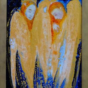 Young Angels at Sleep