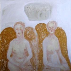 Angels in the Apple Garden