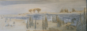 Landscape with Junipers