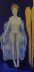 Sinine ingel