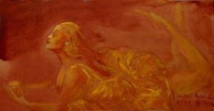 She Danced Firebird