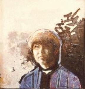 Viivi Luik, portrait