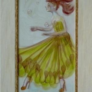 Juggler with a Skirt